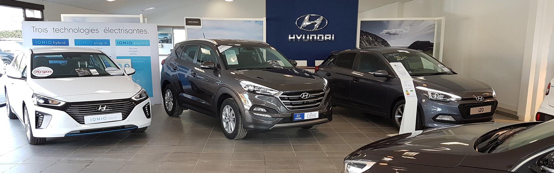 Garage Hyundai Cherbourg