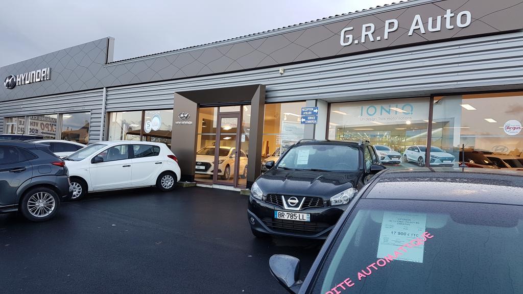 Accueil hyundai cherbourg garage du rond point vehicules for Garage auto cherbourg